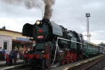 Steam engine dispatched for tourists