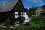 Traditional house in north Bohemia