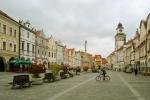 Třeboň main square