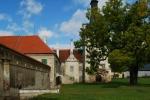 Uherčice castle