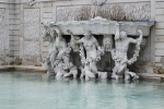 Fountain at Belvedere, Vienna