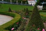Český Krumlov garden