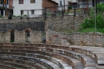 Circus and fortress of Ohrid