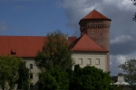 Renaissance tower of Wawel castle