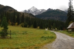 Easy trail in the Tatras