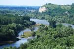 Morava River at  Bratislava