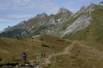 Trail in the Belanské Tatras