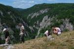 View into the Zádiel gorge