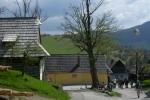 Vlkolínec village, World Heritage